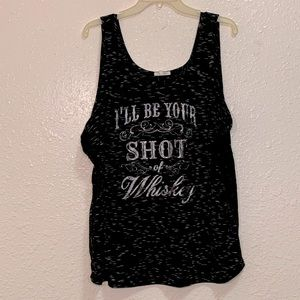 Maurices Knit Tank w/ Lace